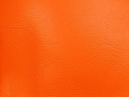 Amazon Com Marine Vinyl Waterproof Orange 54 Inch Fabric By The
