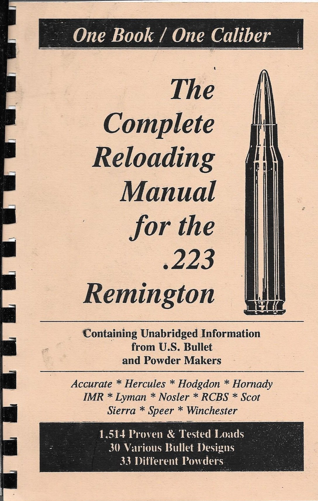 complete reloading manual 223 remington amazon com books rh amazon com I'm 11 What Should I Buy I Should Buy a 3DS Meme