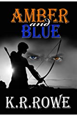 Amber and Blue Kindle Edition
