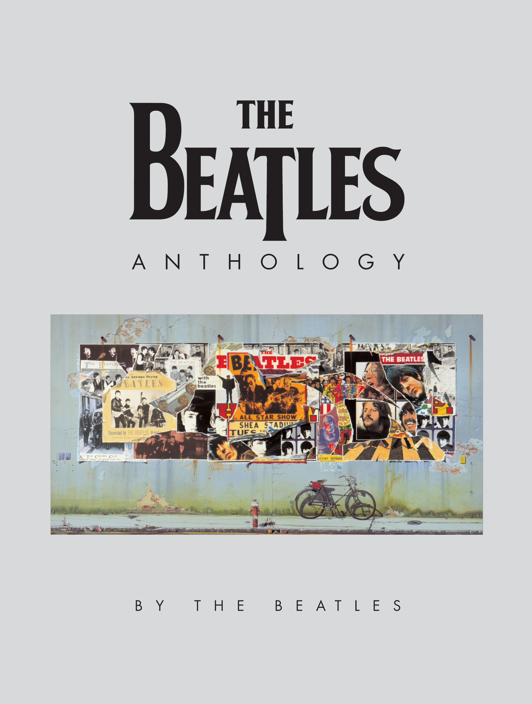 The Beatles Anthology: (Beatles Gifts, The Beatles Merchandise, Beatles Memorabilia) by Chronicle Books