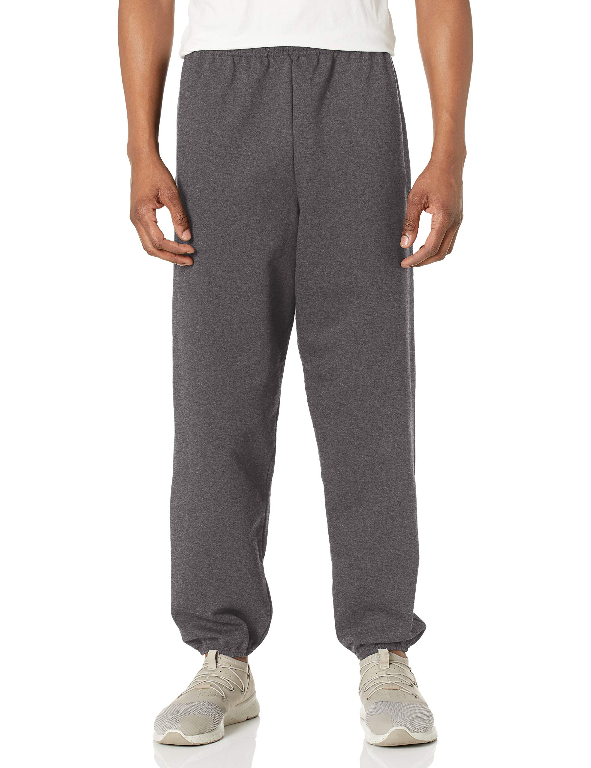 Men's EcoSmart Fleece Non-Pocket Sweatpant