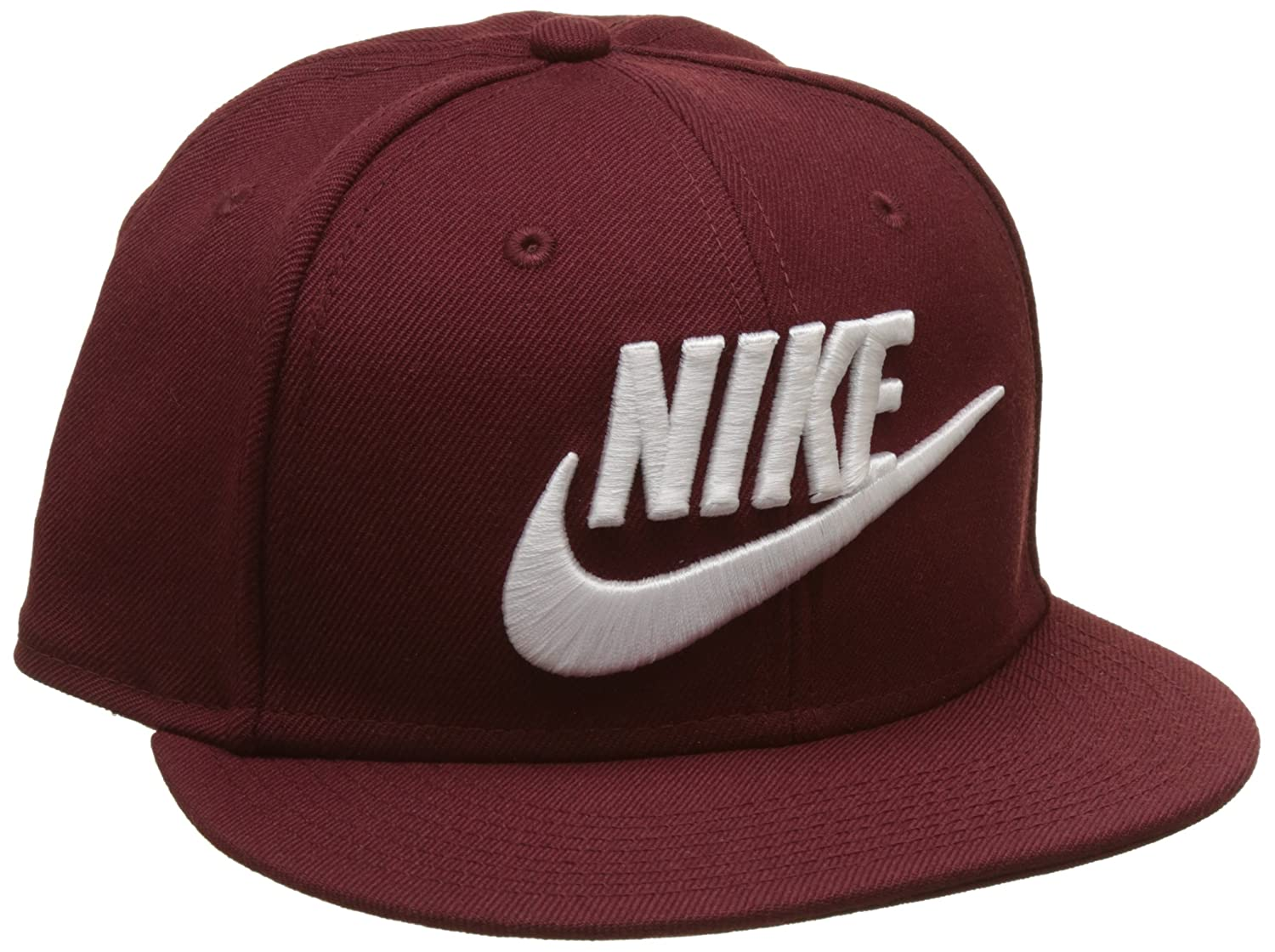 Nike Futura True 2 Snapback Gorra, Dark Team Red/Black/White ...
