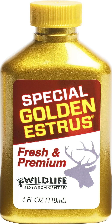 Wildlife Research 405-4 Special Golden Estrus