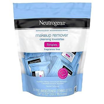 Amazon.com: Neutrogena - Limpiador de maquillaje para ...