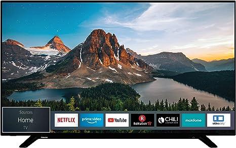 Toshiba 65U2963, Televisor 65 UHD Stv HDR10 Slim, Tamaño Único ...