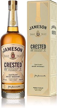 Jameson Crested Irish Whiskey, 700 ml