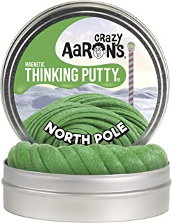product image for Crazy Aaron's Thinking Putty, 3.2 Ounce, Magnetic North Pole