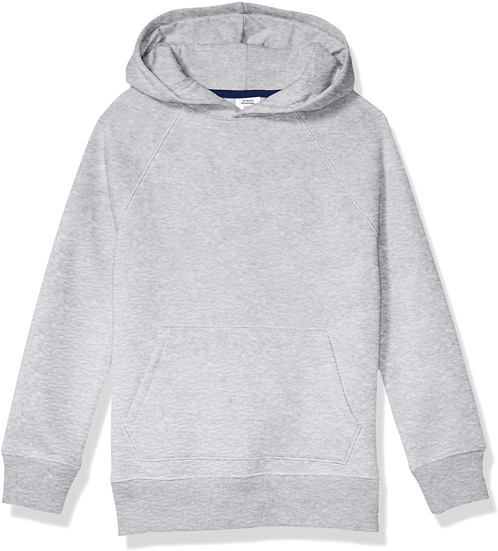 Essentials Boys Pullover Hoodie Sweatshirt