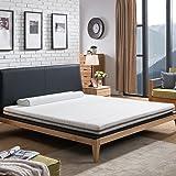 可奈尔/KOALLAR 泰国进口天然乳胶床垫 榻榻米床垫 双人床垫 床褥 薄垫 R10 1.8*2米 厚度10CM