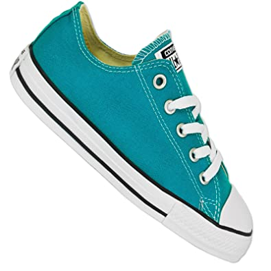 cb7272514ae0a6 Converse Chuck Taylor All Star Junior Cyan Space Textile 13 UK Child ...