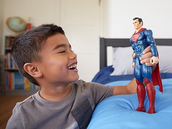 DC Justice League Surtido de figuras de acción básicas de Superman ...