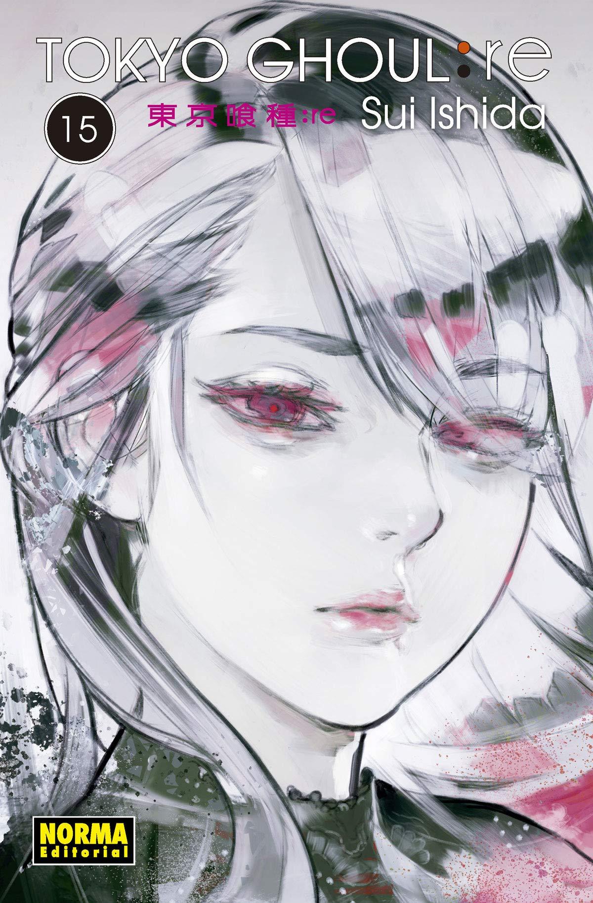 Tokyo Ghoul: Re 15 por Sui Ishida