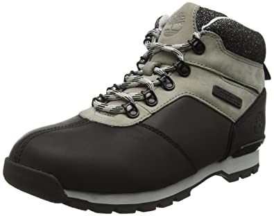 Timberland Herren Splitrock 2 Chukka Boots, Schwarz (Black