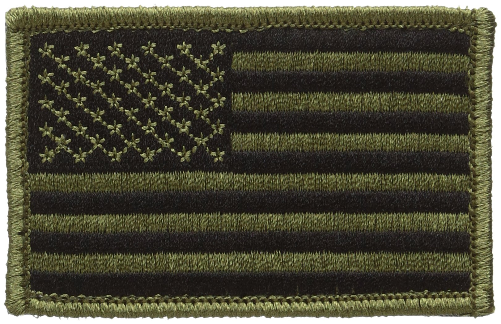 BLACKHAWK! American Flag Patch Subdued Olive Drab by BLACKHAWK!