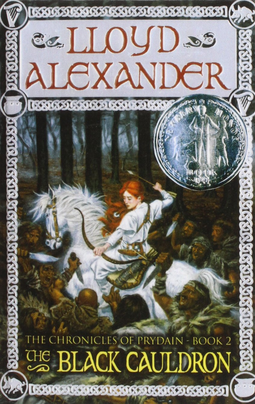 The Black Cauldron (The Chronicles of Prydain) pdf epub