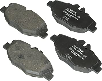 Front Ceramic Brake Pads For BMW 528 535 550i 650i 740i 750i Activehybrid 7