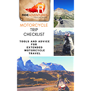 Motorcycle Trip Checklist: Tools and Advice for Extended Motorcycle Travel