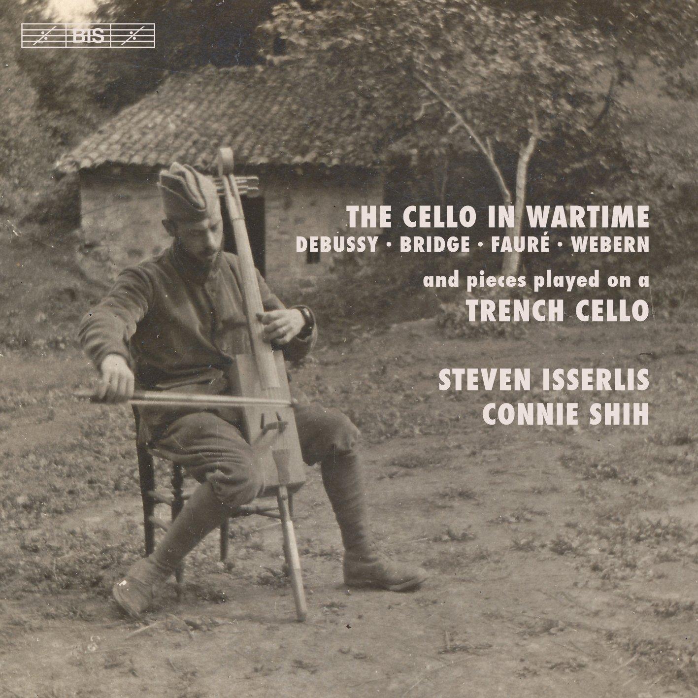 SACD : STEVEN ISSERLIS / STEVEN ISSERLIS / CONNIE SH - Cello In Wartime (Hybrid SACD)
