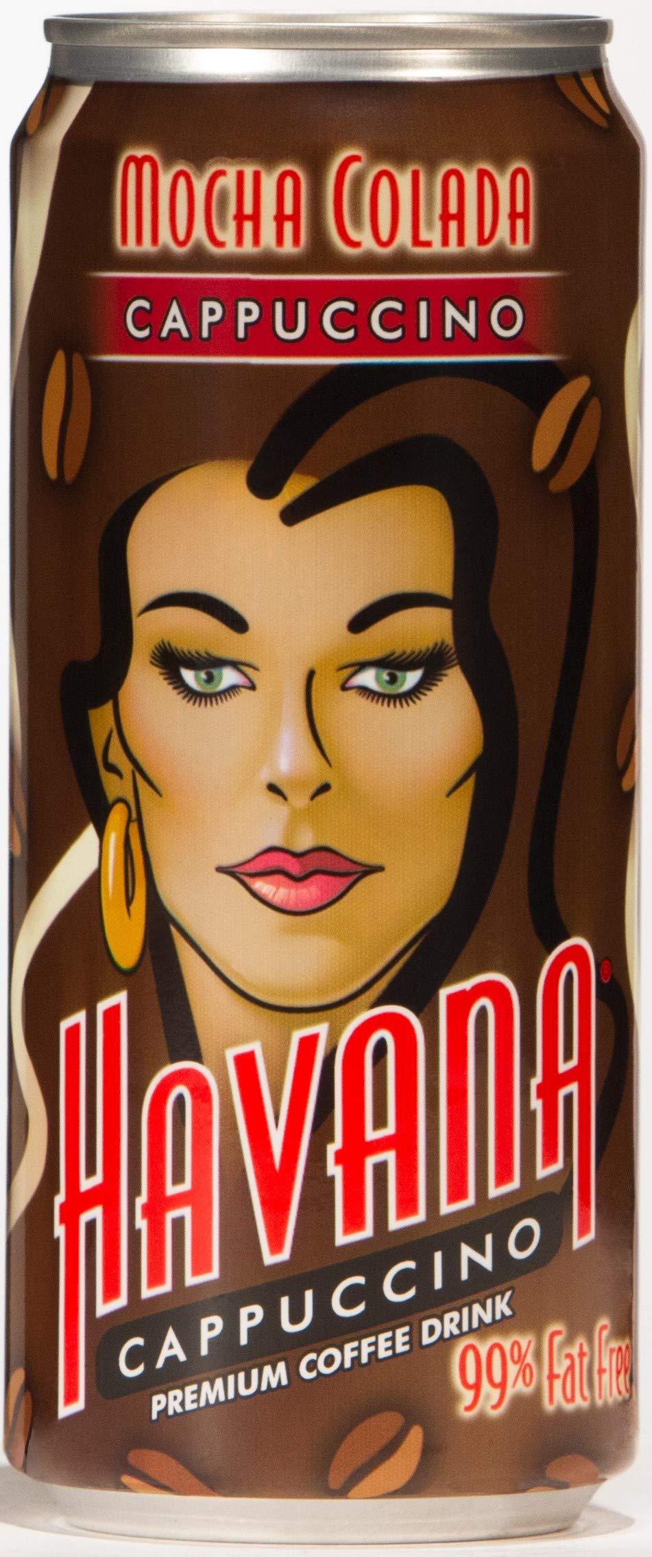 Havana Cappuccino (Mocha Colada)