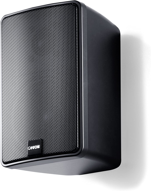[amazon.de] Canton Lautsprecherpaar schwarz um 49,42€ anstatt 100€