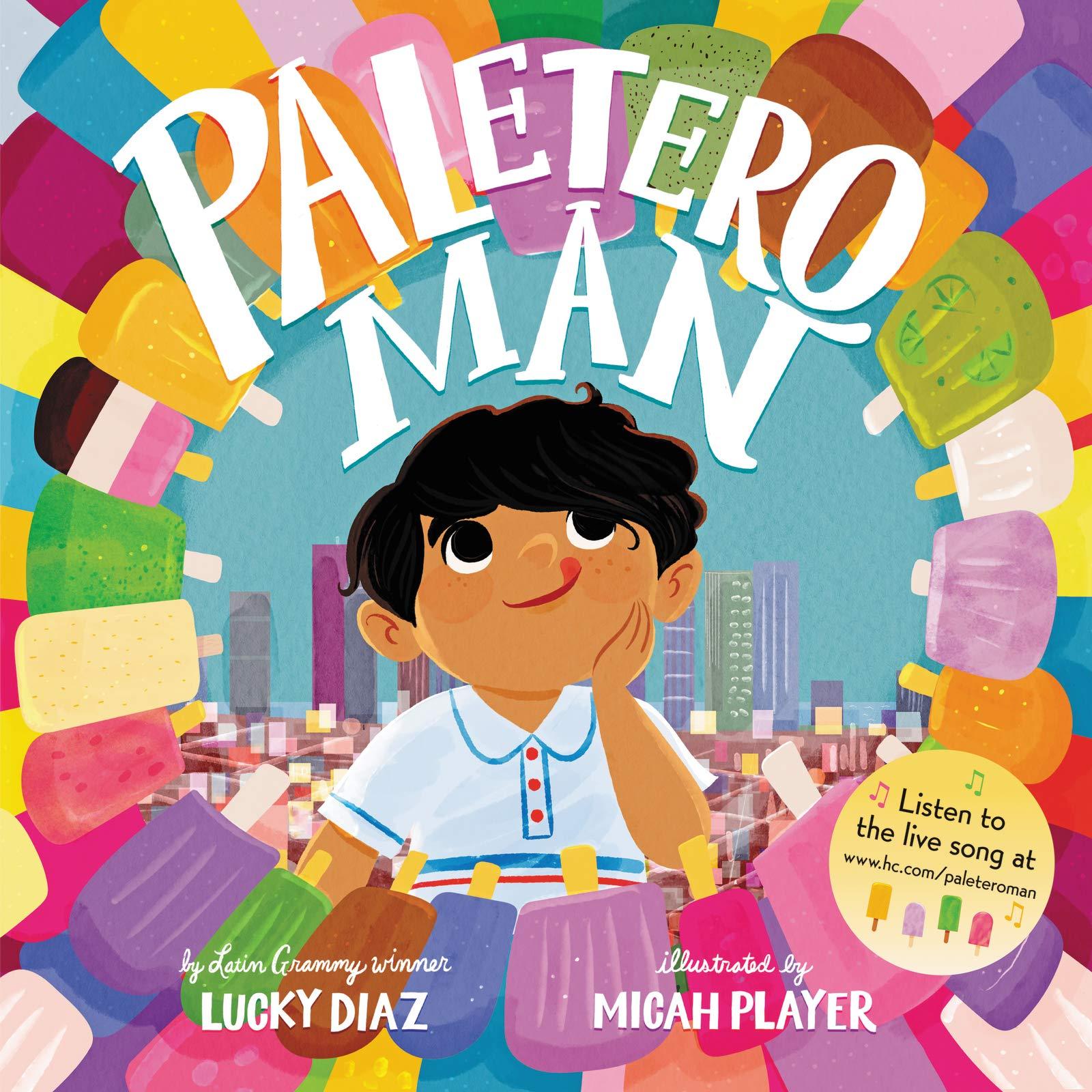 Paletero Man: Diaz, Lucky, Player, Micah: 9780063014442: Amazon.com: Books