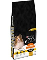 PRO PLAN All Sizes Adult Light / Sterilised avec OPTIWEIGHT Riche en Poulet - 14 KG - Croquettes pour chiens adultes
