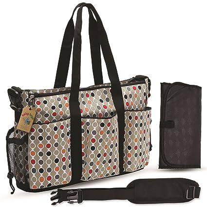Babyhugs® 3 piezas de tamaño grande con para herramientas de bolso bandolera para portátiles de