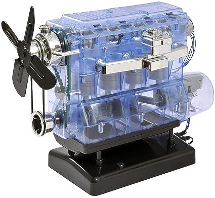amazon com perisphere and trylon games haynes build your own rh amazon com 1 2 Scale V8 Engines Mini Running V8 Engine Kit