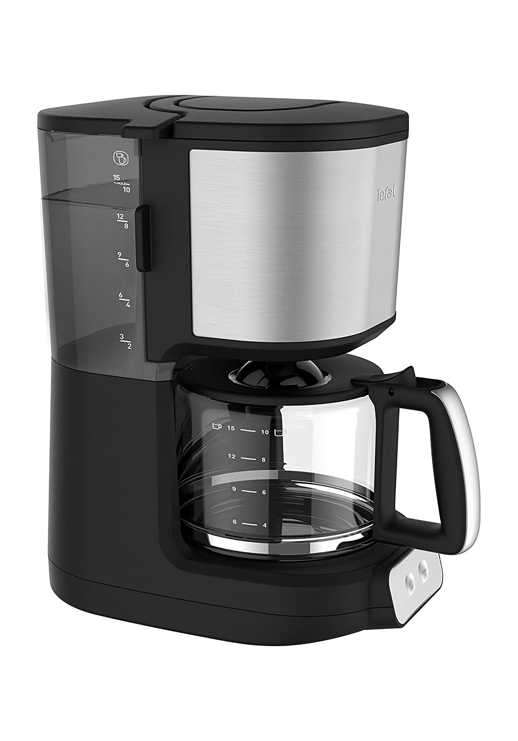Tefal CM4708 - Cafetera (Independiente, 1000 W): Amazon.es ...