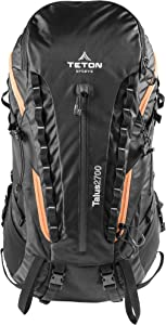 TETON Sports Ultralight Plus Backpacks; Lightweight Hiking Backpack for Camping