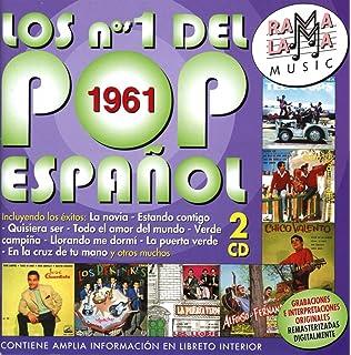"""Colección """"Los Números Uno Del Pop Españ: Lo Mejor Del Pop Español ..."""