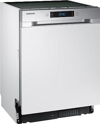 Samsung Dw60m6050ss Eg Geschirrspuler Teilintegriert 59 8 Cm Halbe