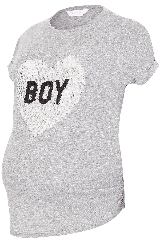 8c1d024b Plus Size Maternity Slogan T Shirts - DREAMWORKS