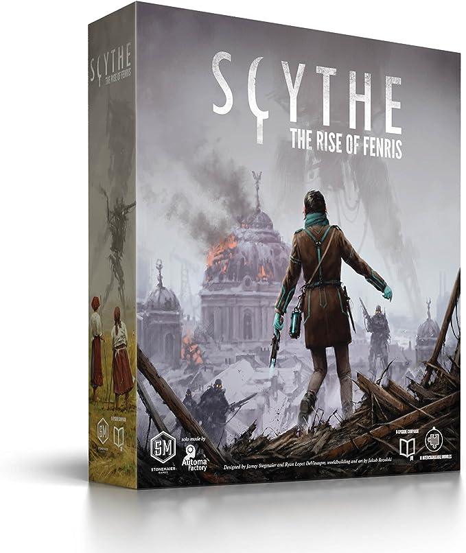 Juego de mesa Stonemaier Games STM600 Scythe (idioma español no garantizado) , color/modelo surtido: Amazon.es: Juguetes y juegos