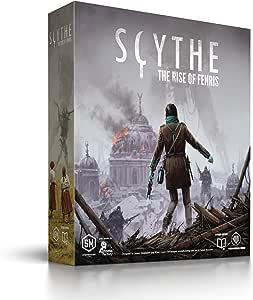 Juego de Mesa Stonemaier Games STM600 Scythe (Idioma español no ...
