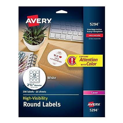 Avery 5294 Blackdgfitness