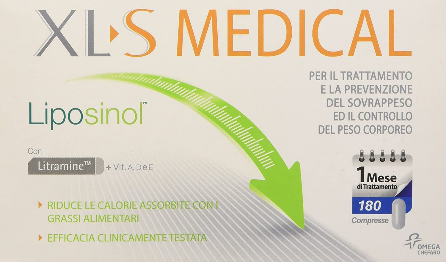 Liposinol - Integratore Dimagrante