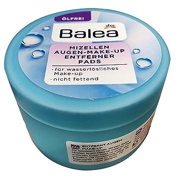 Etwas Neues genug Balea Augen Make-Up Entferner Pads mit Aloe Vera ölfrei (50 Stck @DM_54