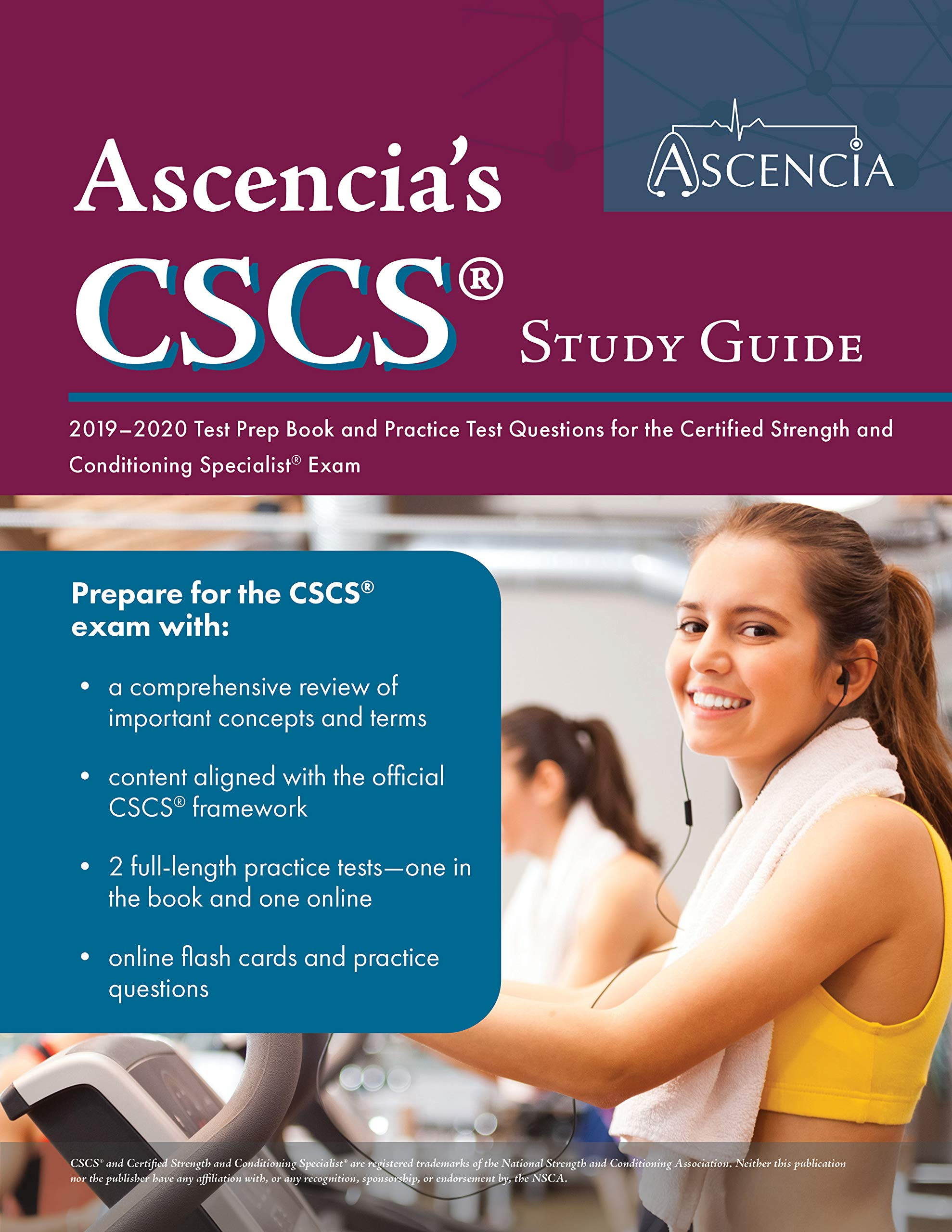 CSCS Study Guide 2019-2020: CSCS Test Prep Book and Practice Test Questions for the Certified Strength and Conditioning Specialist Exam