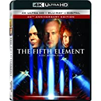 The Fifth Element (4K Ultra HD + Blu-ray + UltraViolet)