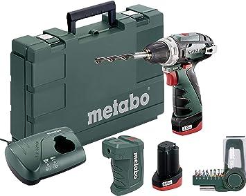 2Ah 62543800 Metabo Akkupack 10,8V Li-Power