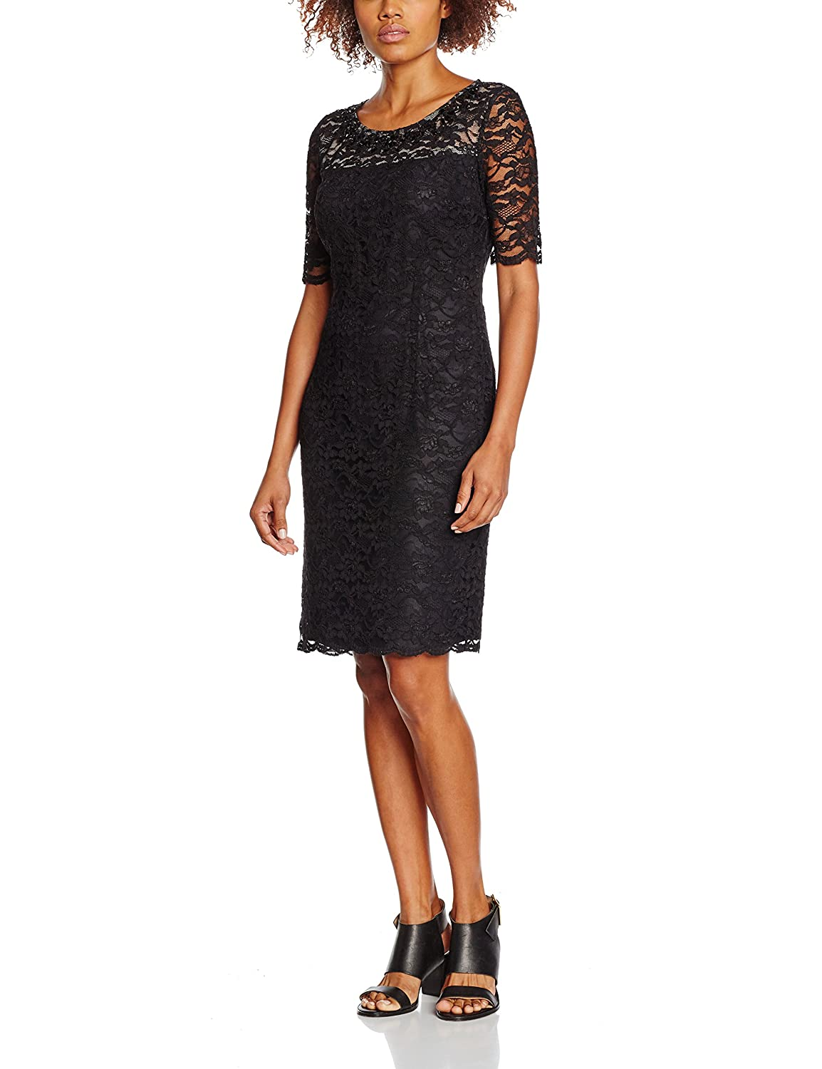 Precis Petite Damen Embellished Neck Lace