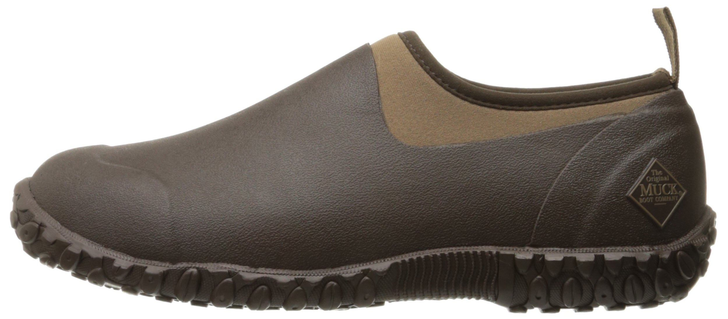 Muckster ll Men's Rubber Garden Shoes,Black/Otter,8 US/8-8.5 M US by Muck Boot (Image #5)