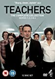 Teachers - Series 1-4 [DVD]