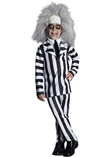 Deluxe Child Beetlejuice Fancy dress costume Toddler
