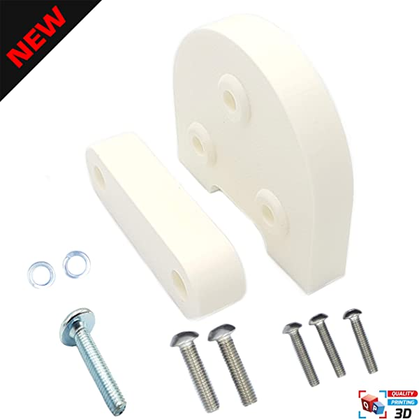 brillo kit de 4 piezas Protectores de acero para umbral de coche 5902538677103 plata