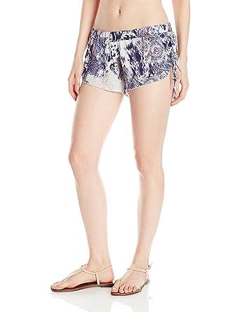 Eberjey Women s Gitana Morgan Shorts Cover up at Amazon Women s Clothing  store  f0062c25e