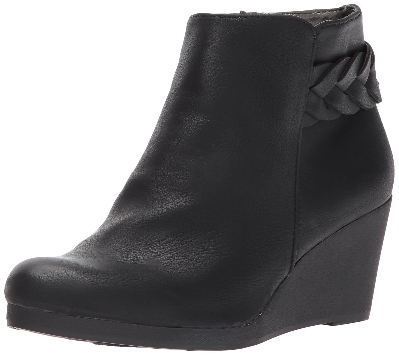 LifeStride Women's Natalia Ankle Bootie B07325QKFT 5 B(M) US|Black