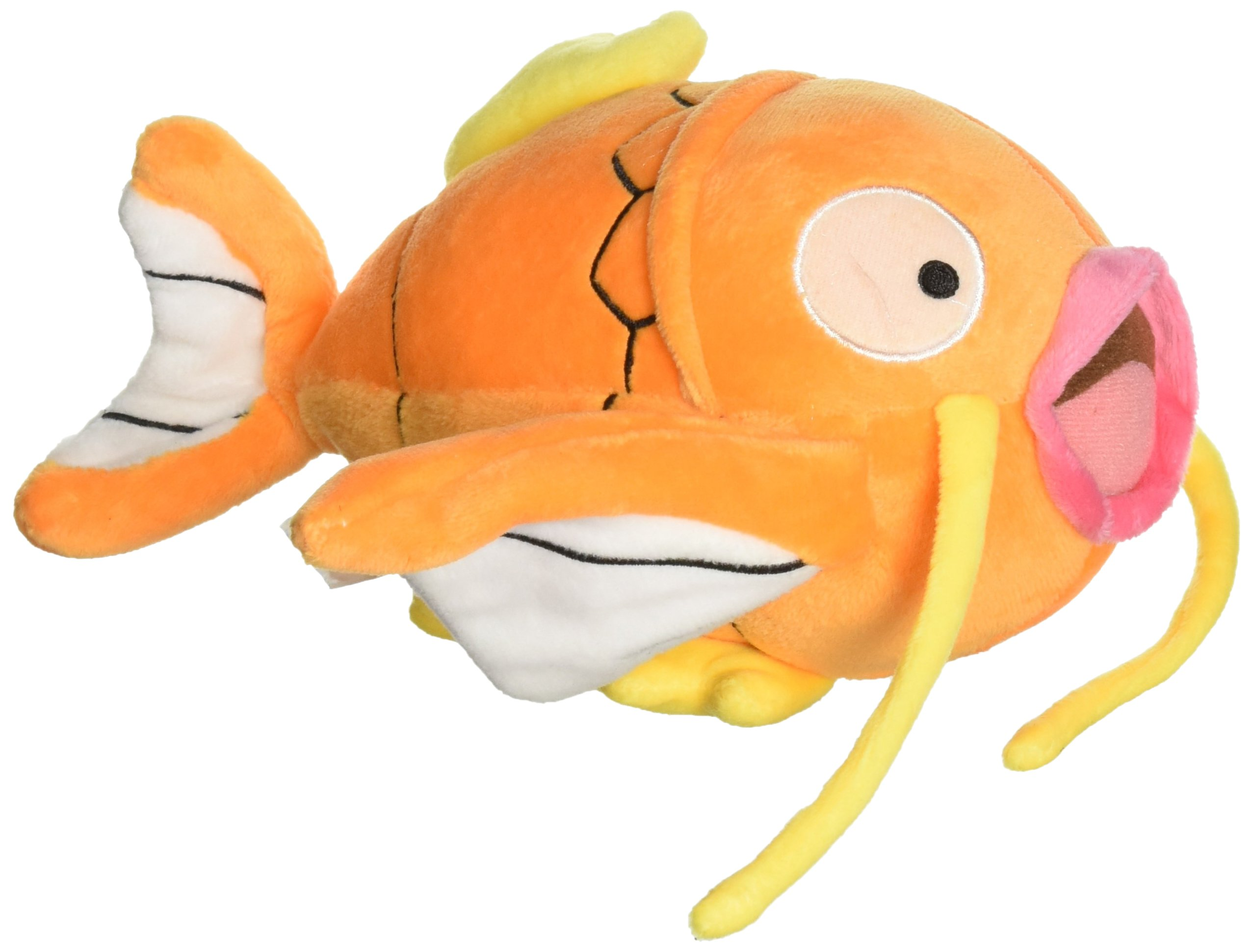 Stuffed animals magikarp fish plush toy pokemon gold for Fish stuffed animal