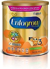 Enfagrow Formula Infantil a Partir de 12 Meses, Etapa 3, 800 gr (Sabor Vainilla)